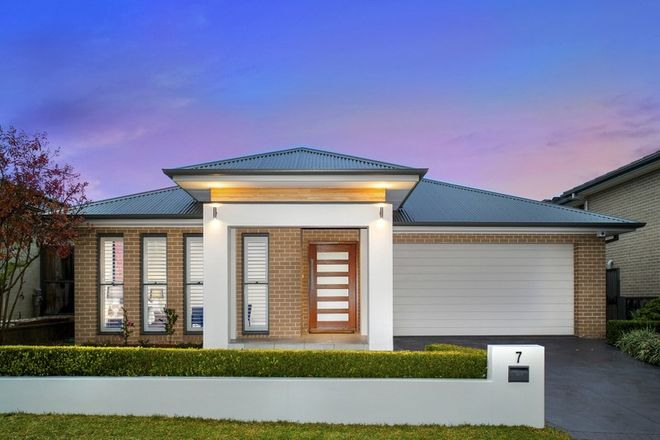 Picture of 7 Camomile Street, THE PONDS NSW 2769