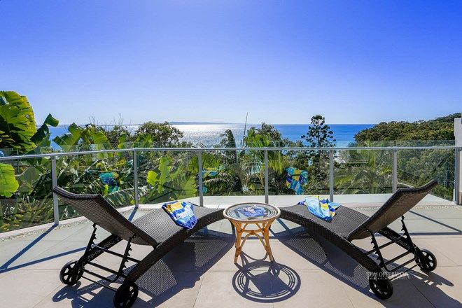 Picture of 8/25 Allambi Rise, NOOSA HEADS QLD 4567