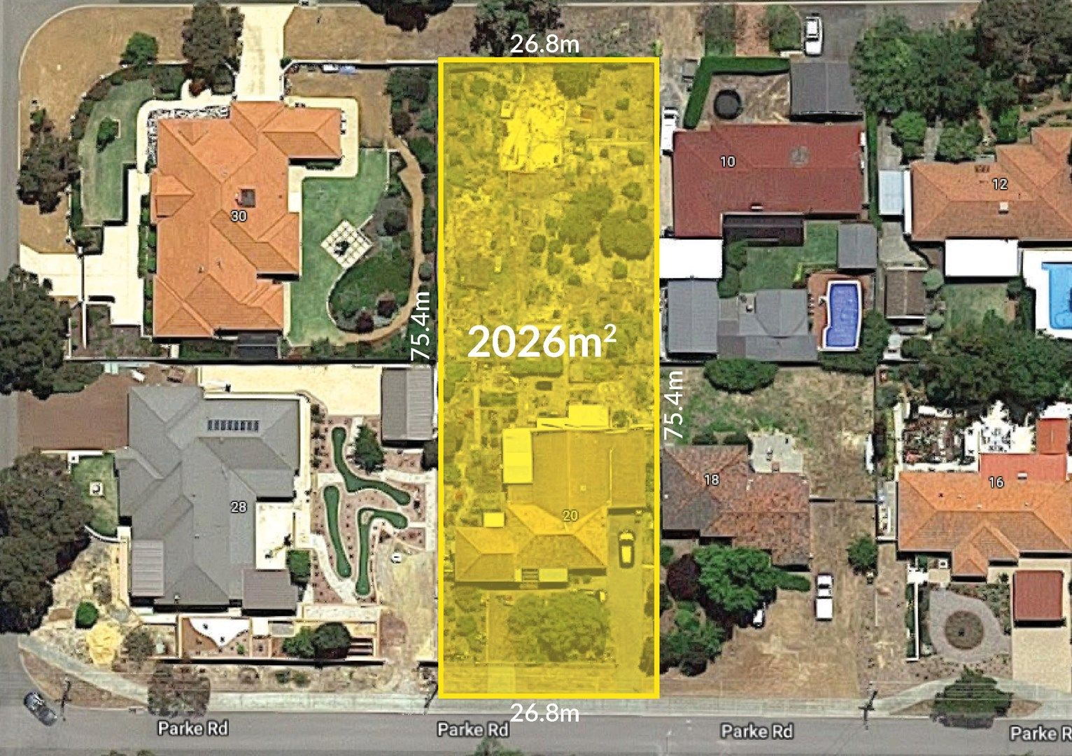 20 Parke Road, Gooseberry Hill WA 6076, Image 0