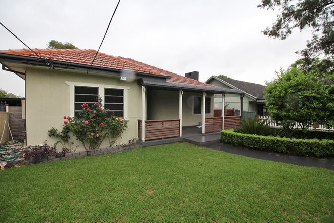 Picture of 29 Berkeley Street, SOUTH WENTWORTHVILLE NSW 2145
