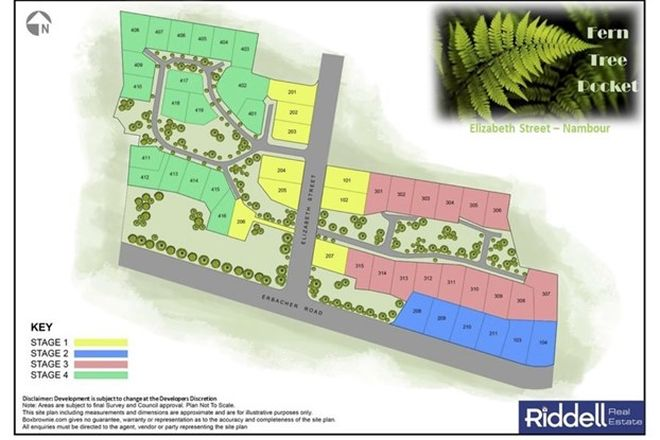 Picture of Lot 204 Elizabeth Street, NAMBOUR QLD 4560