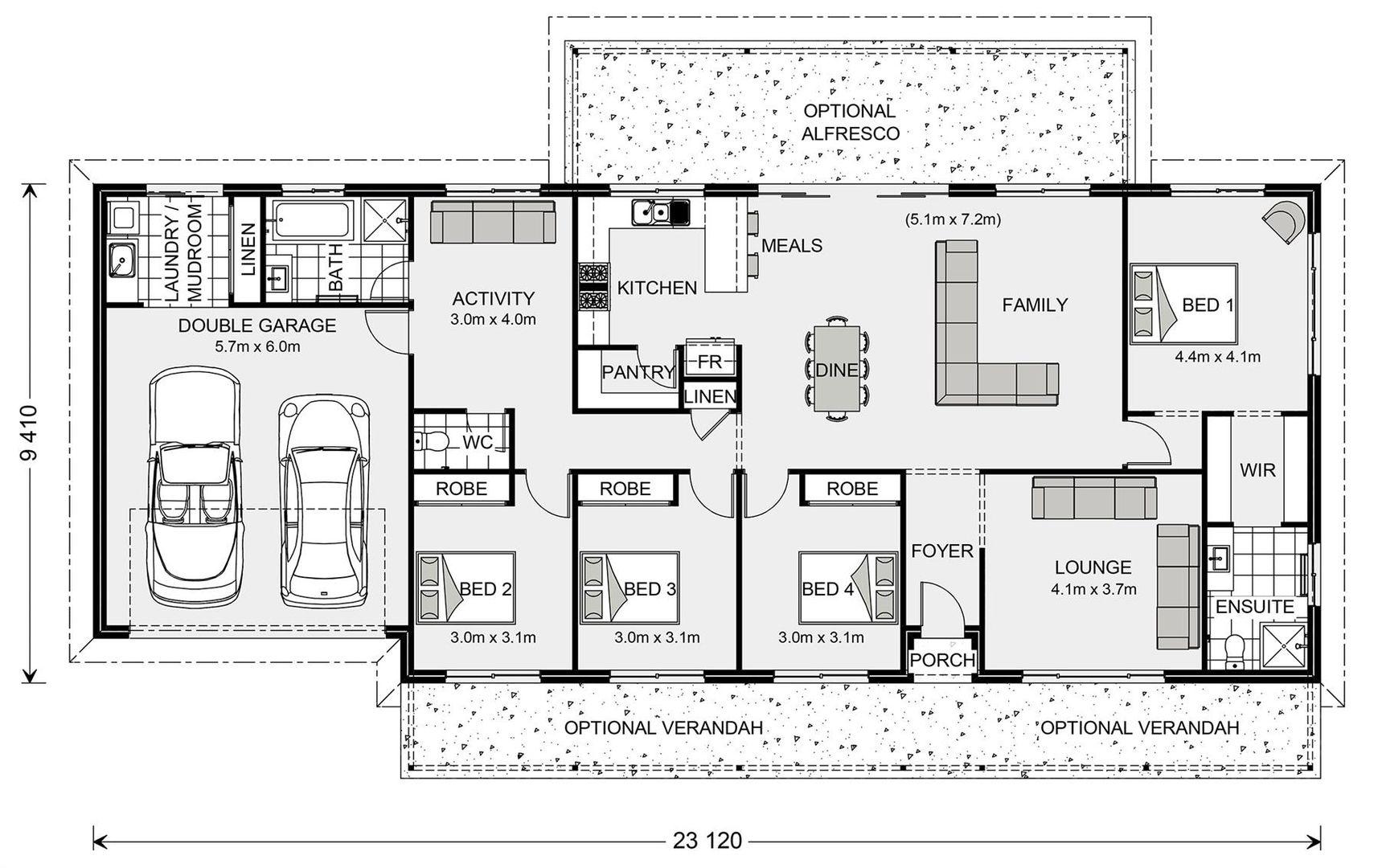 Lot 184 Premier Drive, Kingaroy QLD 4610, Image 1