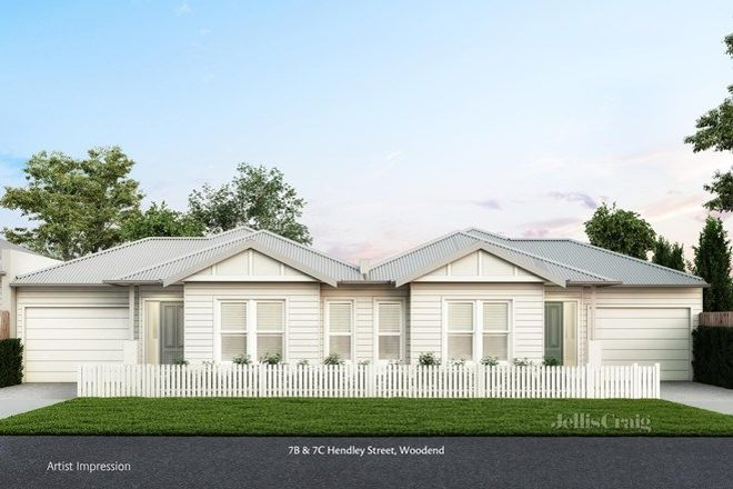 Picture of 7C Hendley Street, WOODEND VIC 3442