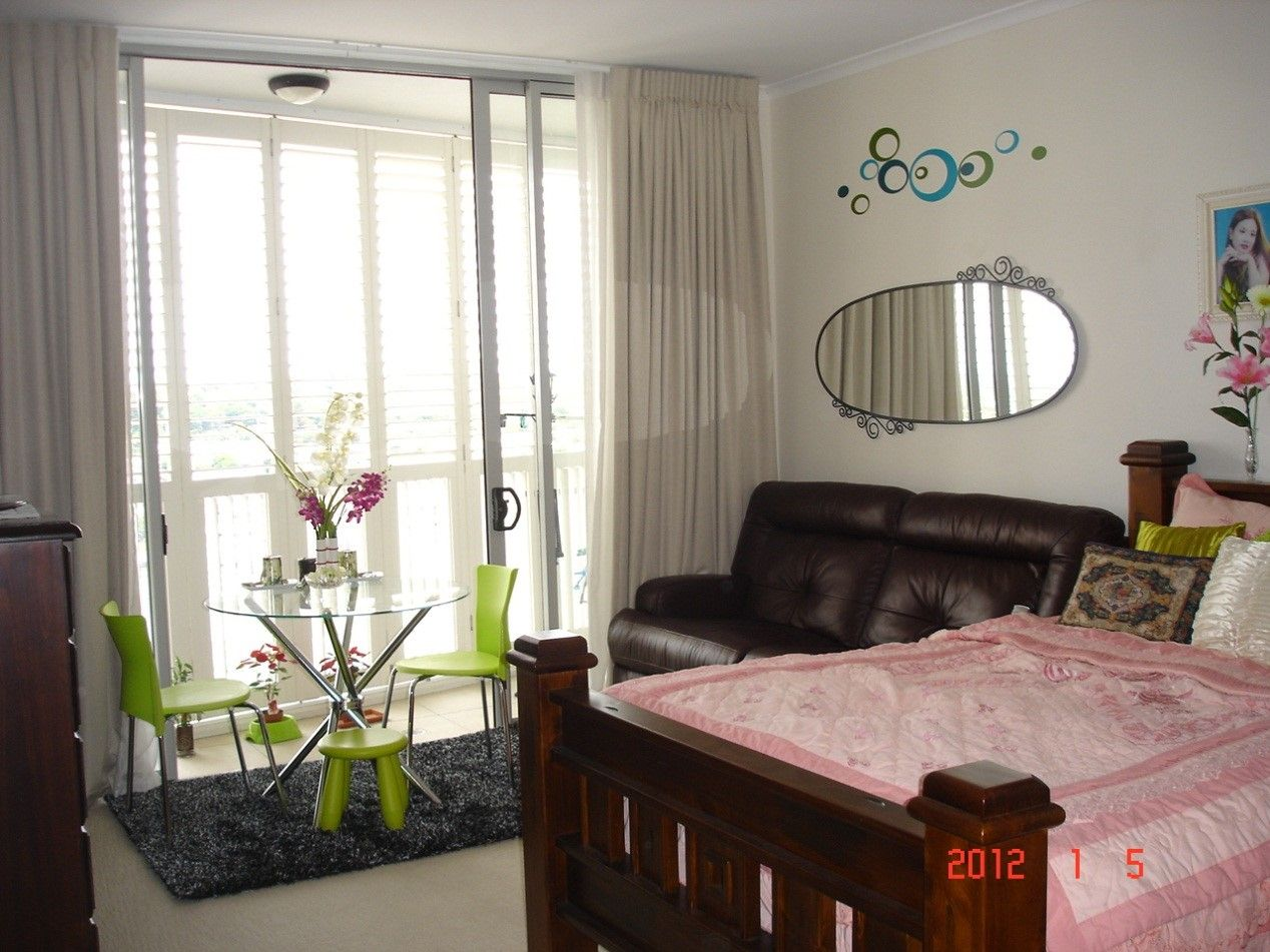 1302b Aspire Apartments, Cnr West & Ellenborough St, Woodend QLD 4305, Image 2