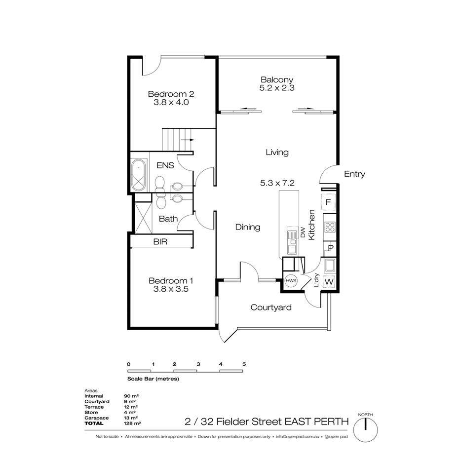 2/32 Fielder Street, East Perth WA 6004, Image 18