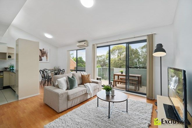 Picture of 19/68 Courallie Avenue, HOMEBUSH WEST NSW 2140