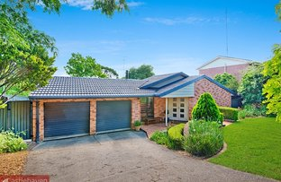 Picture of 1 Drawbridge Place, Castle Hill NSW 2154