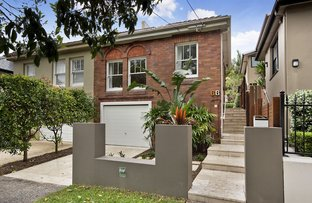Picture of 68 Onslow  Street, Rose Bay NSW 2029