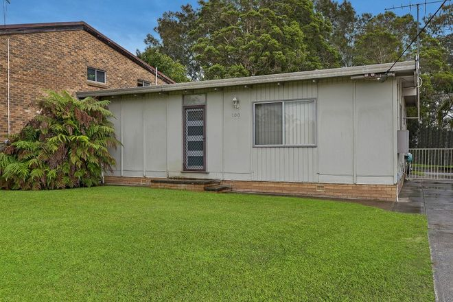 Picture of 100 Oberon Road, CHITTAWAY BAY NSW 2261