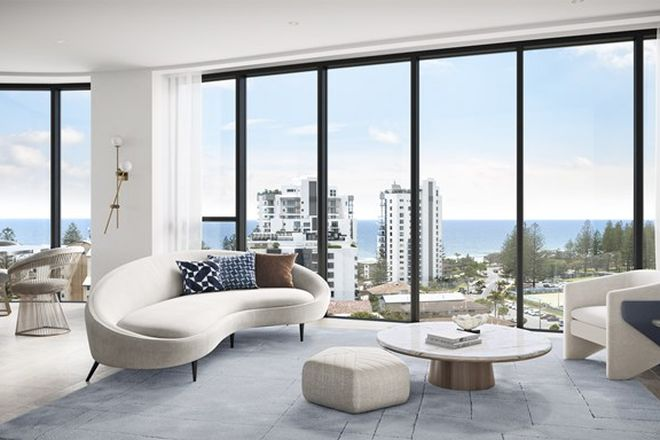Picture of 89-91 SURF PARADE, BROADBEACH, QLD 4218