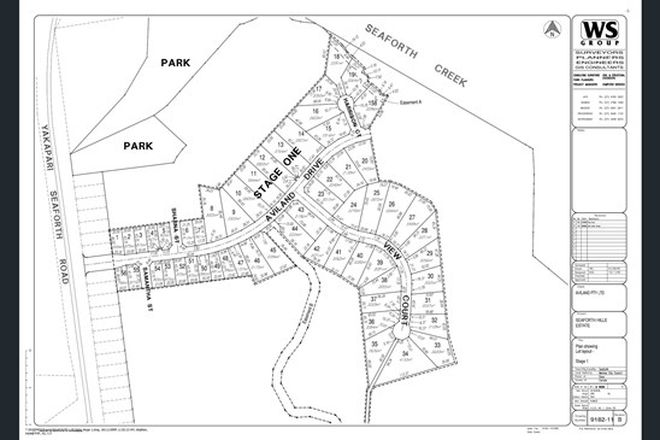 Picture of Lot 41 View Court, SEAFORTH QLD 4741