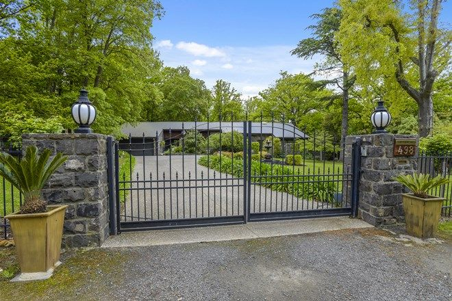 Picture of 498 Mount Macedon Road, MOUNT MACEDON VIC 3441