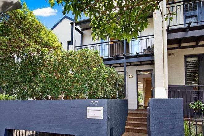 Picture of 7/57 Hereford Street, GLEBE NSW 2037