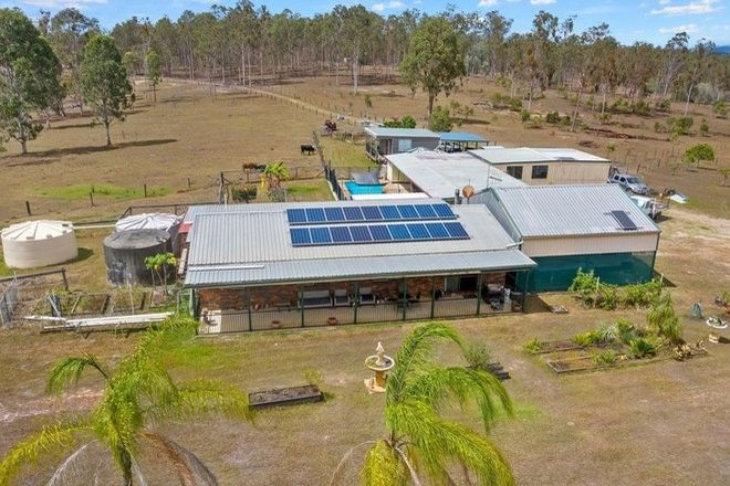 Picture of 189 Caulleys Road, PATERSON QLD 4570