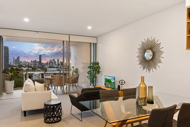 Picture of 609/54 Lincoln Street, GREENSLOPES QLD 4120