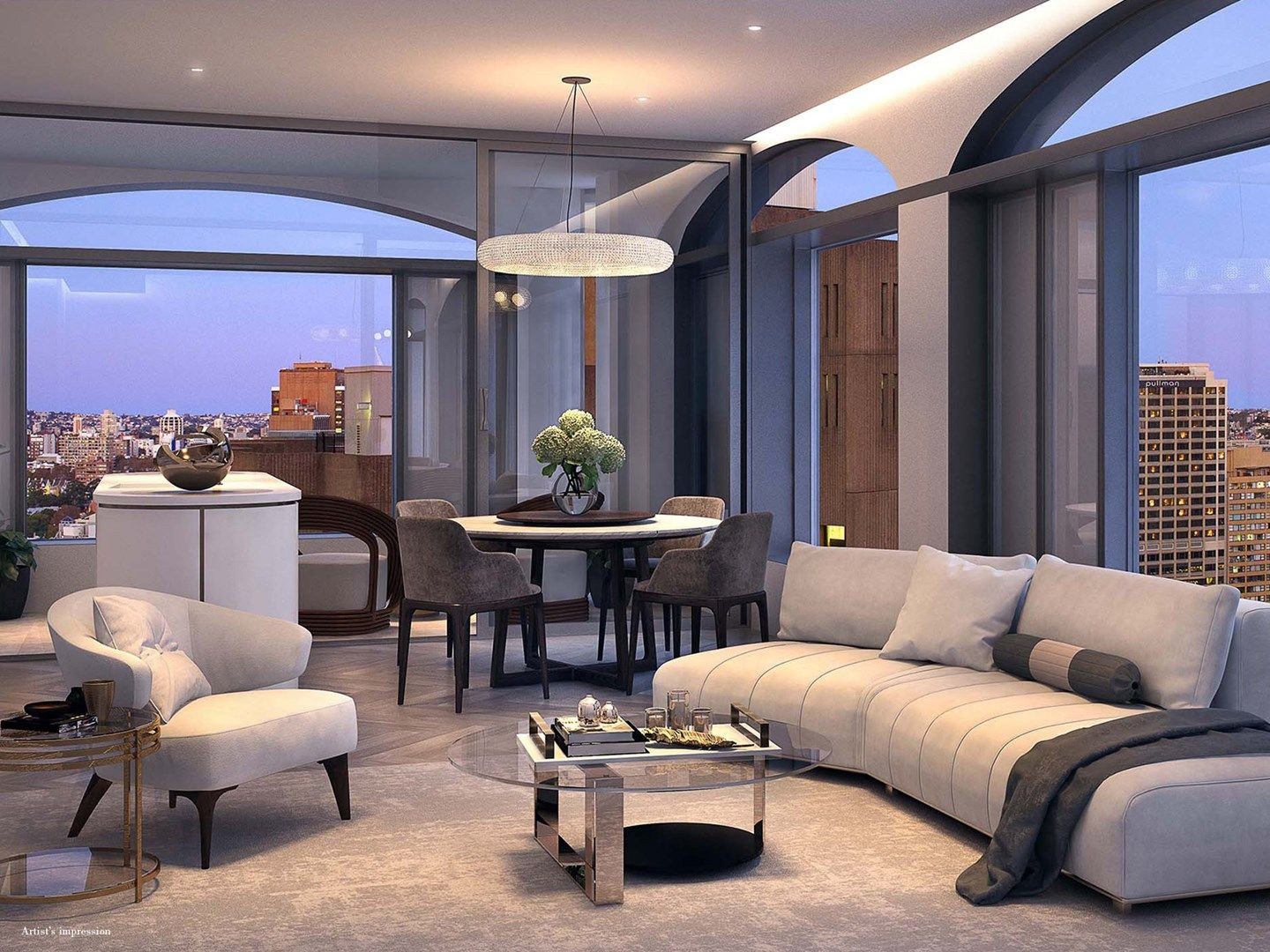 2 bedrooms New Apartments / Off the Plan in 203 Castlereagh St SYDNEY NSW, 2000