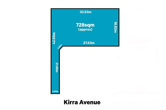 Picture of 43A Kirra Avenue, MITCHELL PARK SA 5043