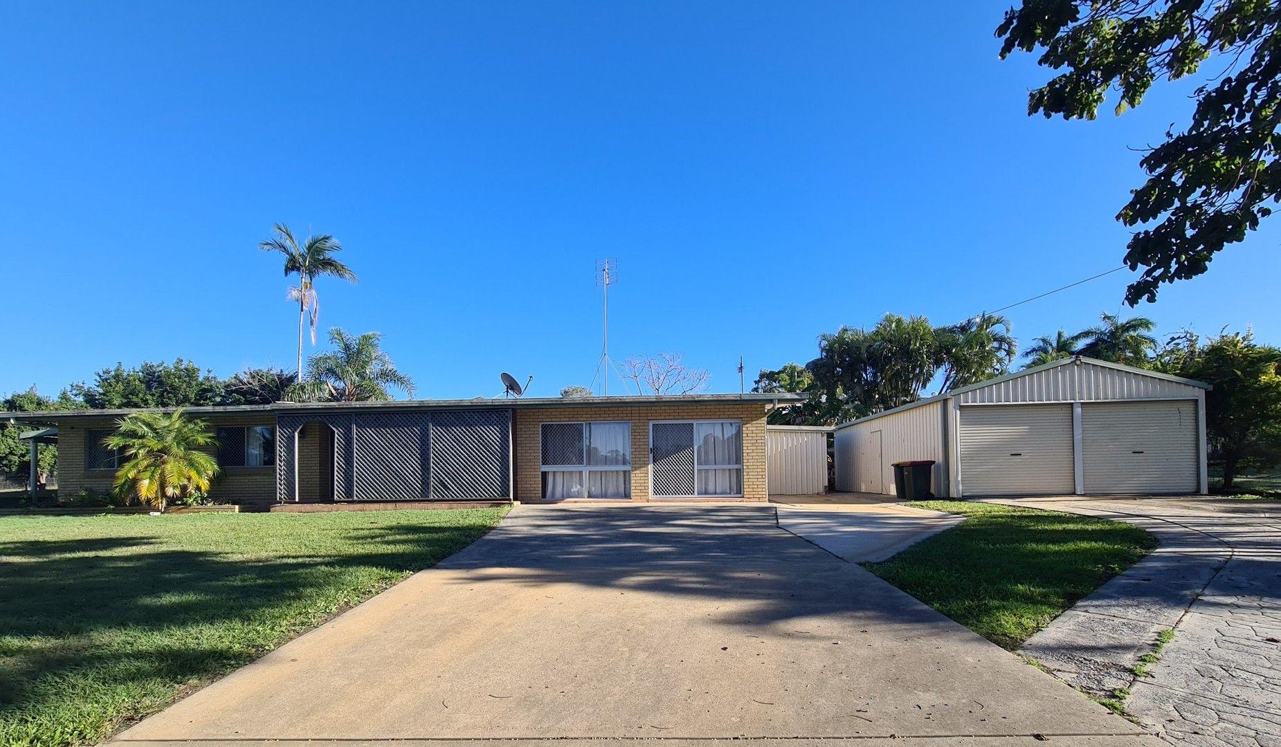 105 MALPAS STREET, Boyne Island QLD 4680, Image 0