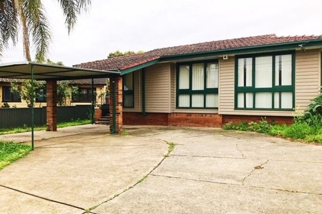 Picture of 41 Discovery Avenue, WILLMOT NSW 2770