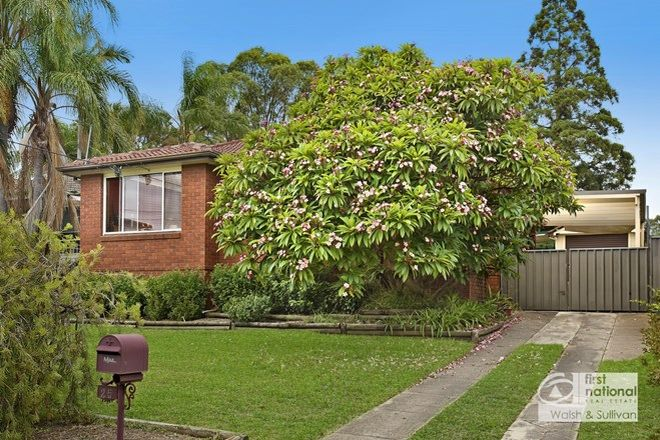 Picture of 25 Greenleaf Street, CONSTITUTION HILL NSW 2145