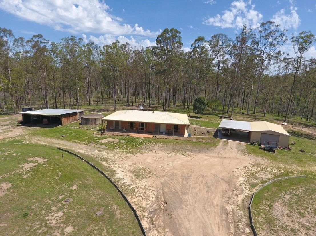 260 Nilon Rd, Thinoomba QLD 4650, Image 1