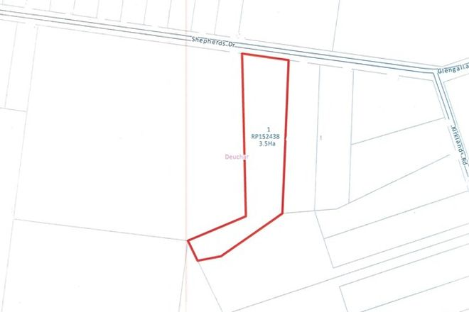 Picture of Lot 1 Shepherd Drive, DEUCHAR QLD 4362