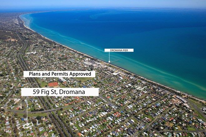 Picture of 59 Fig Street, DROMANA VIC 3936