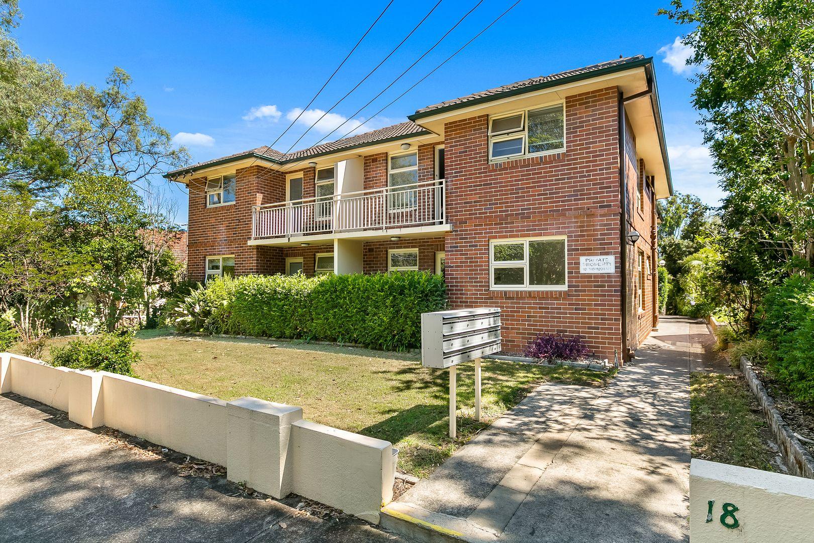 6/18 Cleland Road, Artarmon NSW 2064, Image 0