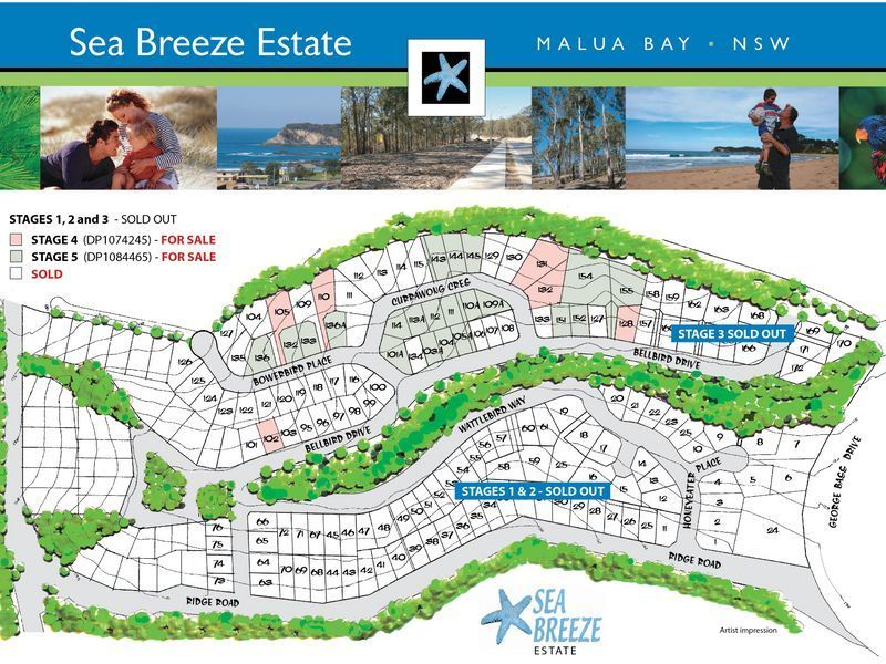 Sea Breeze Estate, Malua Bay NSW 2536, Image 2
