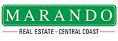Logo for Marando Real Estate Central Coast
