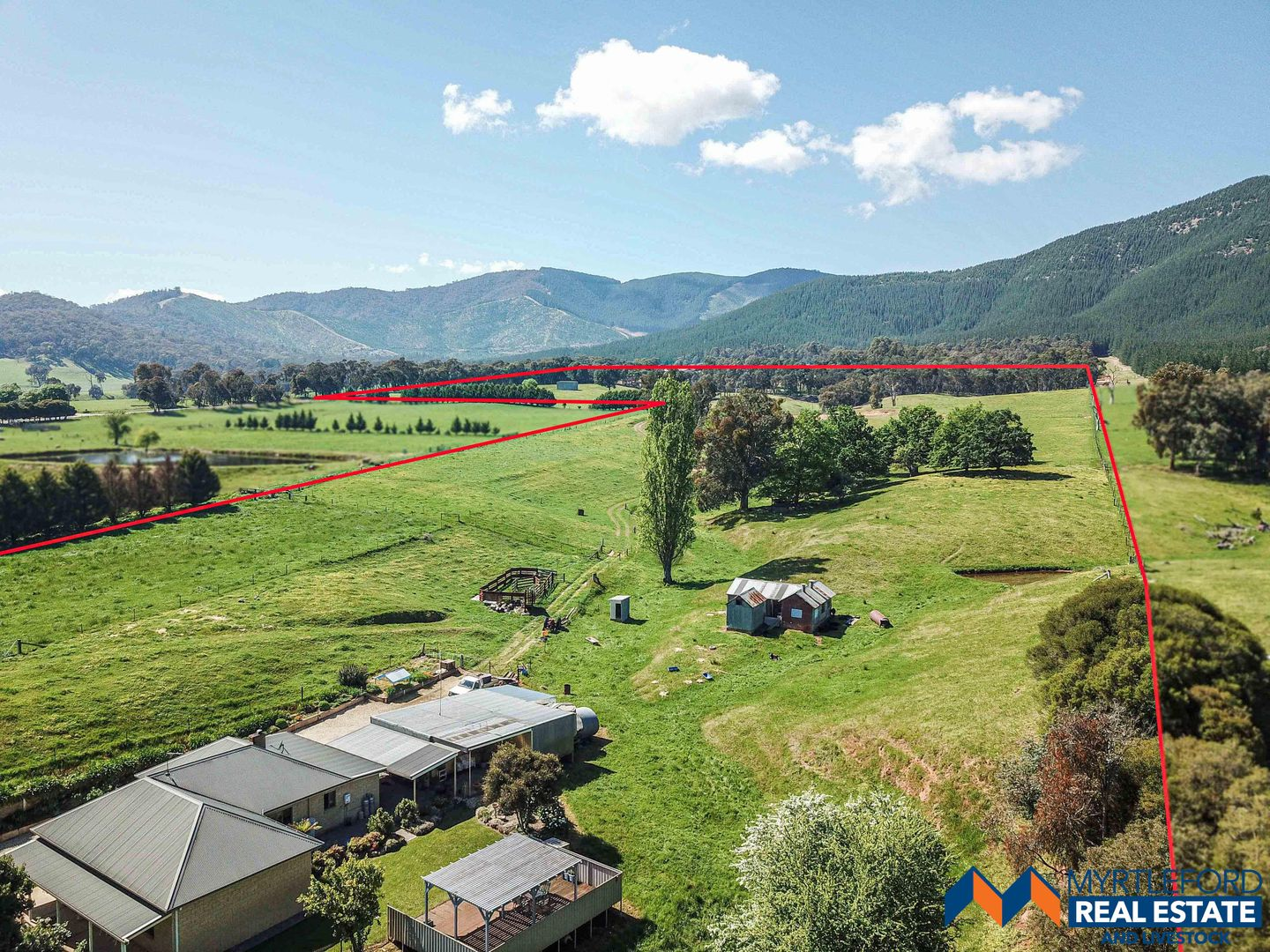 400 Myrtleford-Yackandandah Road, Myrtleford VIC 3737, Image 2