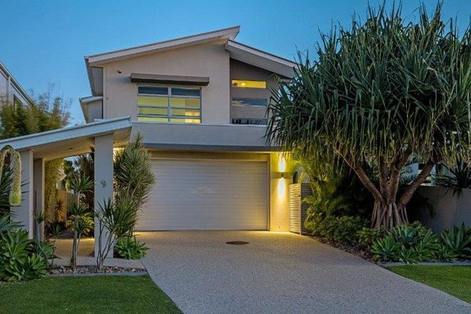 Picture of 9 Harbourvue Court, HELENSVALE QLD 4212