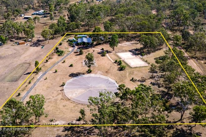 Picture of 11 Ahern Lane, PRATTEN QLD 4370