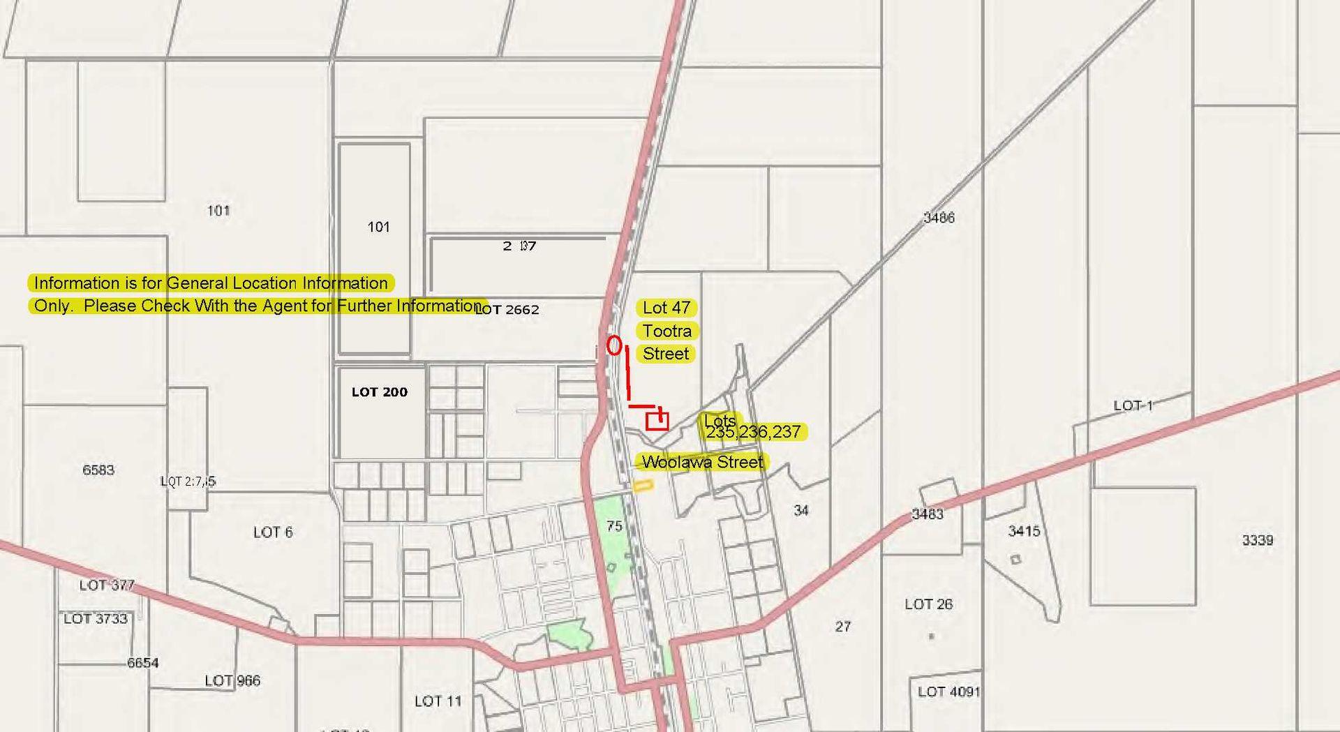 235 236 237 Woolawa Street, Moora WA 6510, Image 2