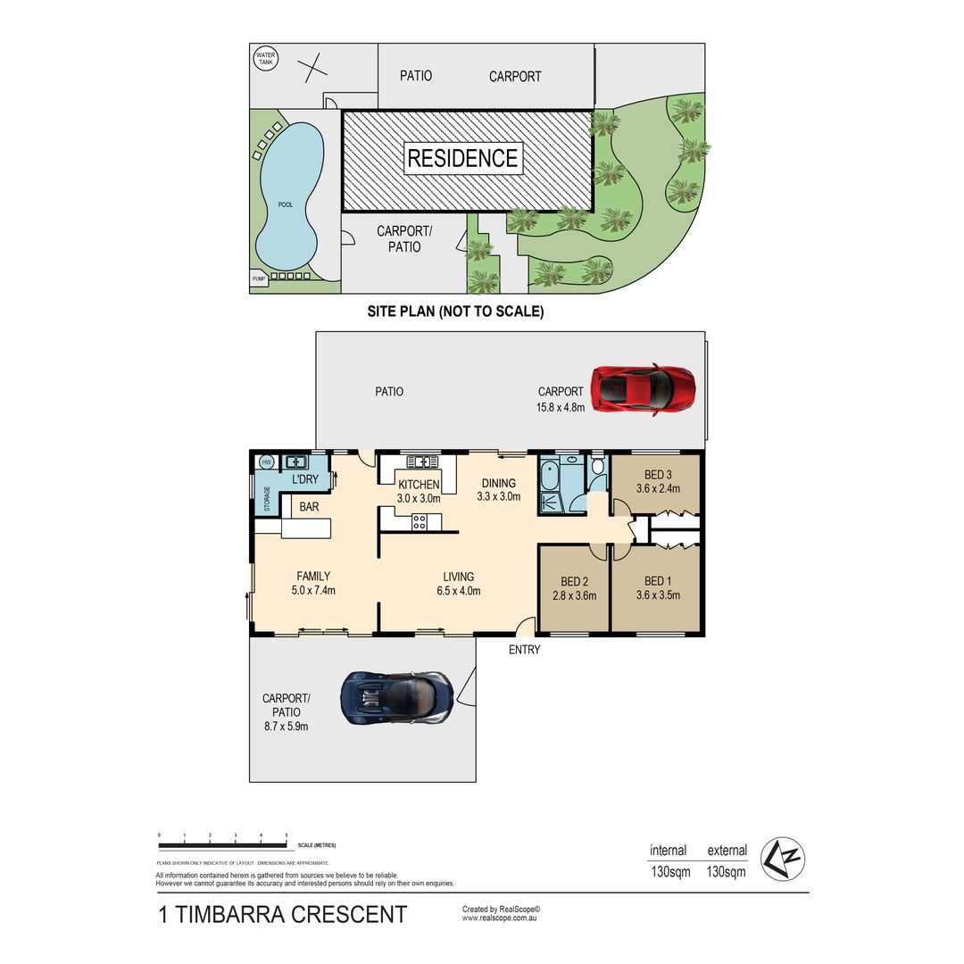 Map Australia 4074.1 Timbarra Crescent Jindalee Qld 4074 House For Sale Domain