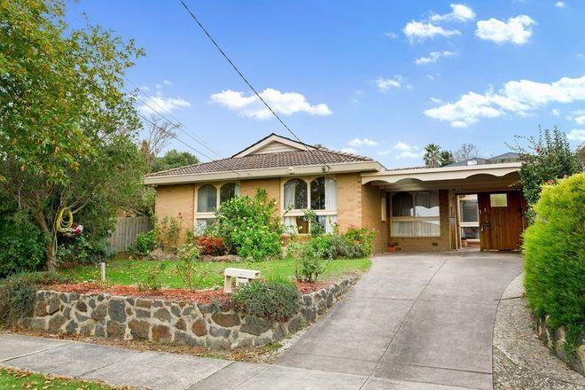 Picture of 28 Corroboree Place, TEMPLESTOWE LOWER VIC 3107