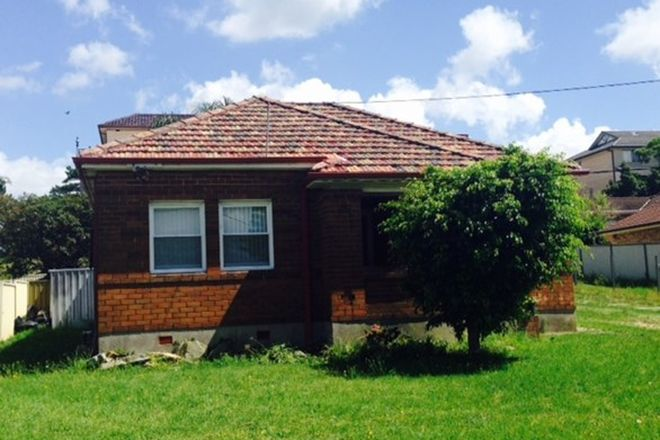 Picture of 10 Gipps Street, ARNCLIFFE NSW 2205