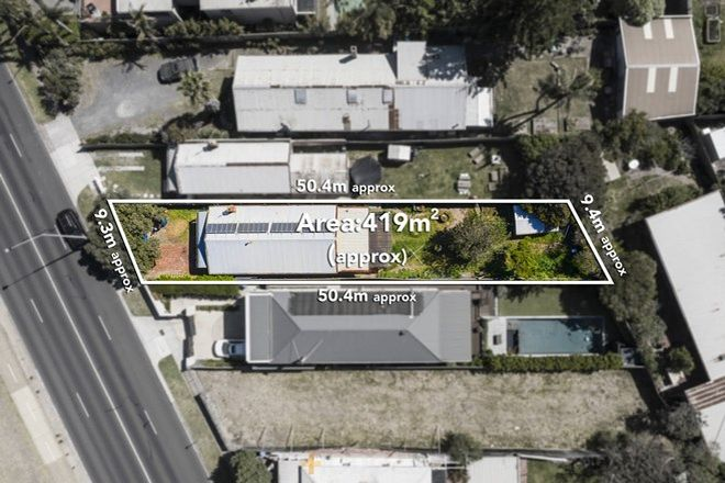 Picture of 194 Beach Road, BLACK ROCK VIC 3193