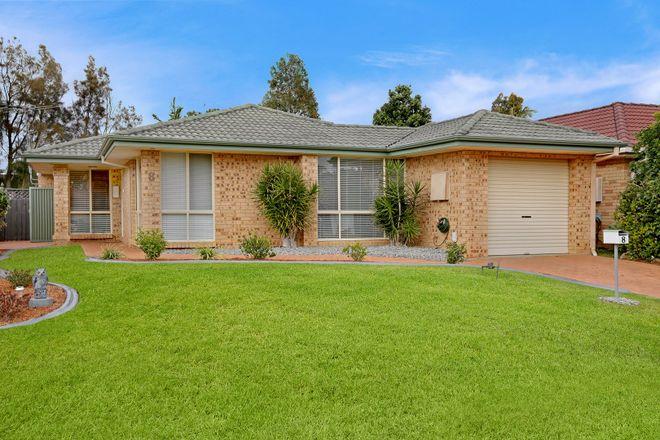 8 Kerslake Grove, MENAI NSW 2234