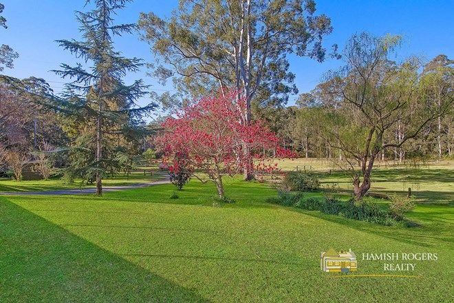 Picture of ''Yarrandoo Park''12 Woodland Road, ANNANGROVE NSW 2156
