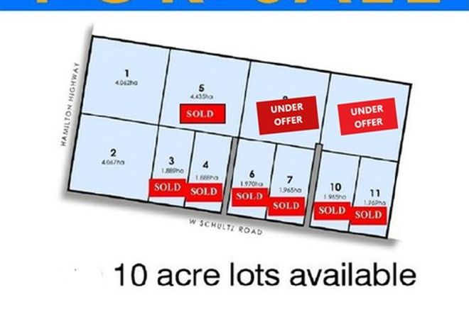 Picture of Lot 2 Hamilton Hwy-W Schultz Road, HAMILTON VIC 3300