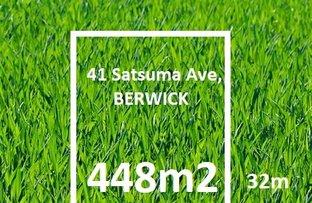 Picture of 41 Satsuma Avenue, Berwick VIC 3806