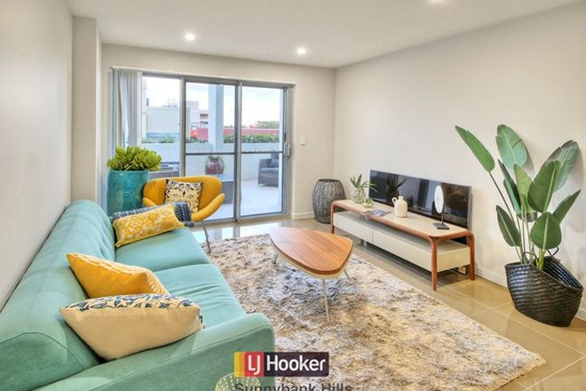 Picture of 2101/1 Cremin Street, UPPER MOUNT GRAVATT QLD 4122