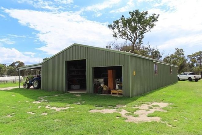 Picture of 957 Mount Tully Road, MOUNT TULLY QLD 4380