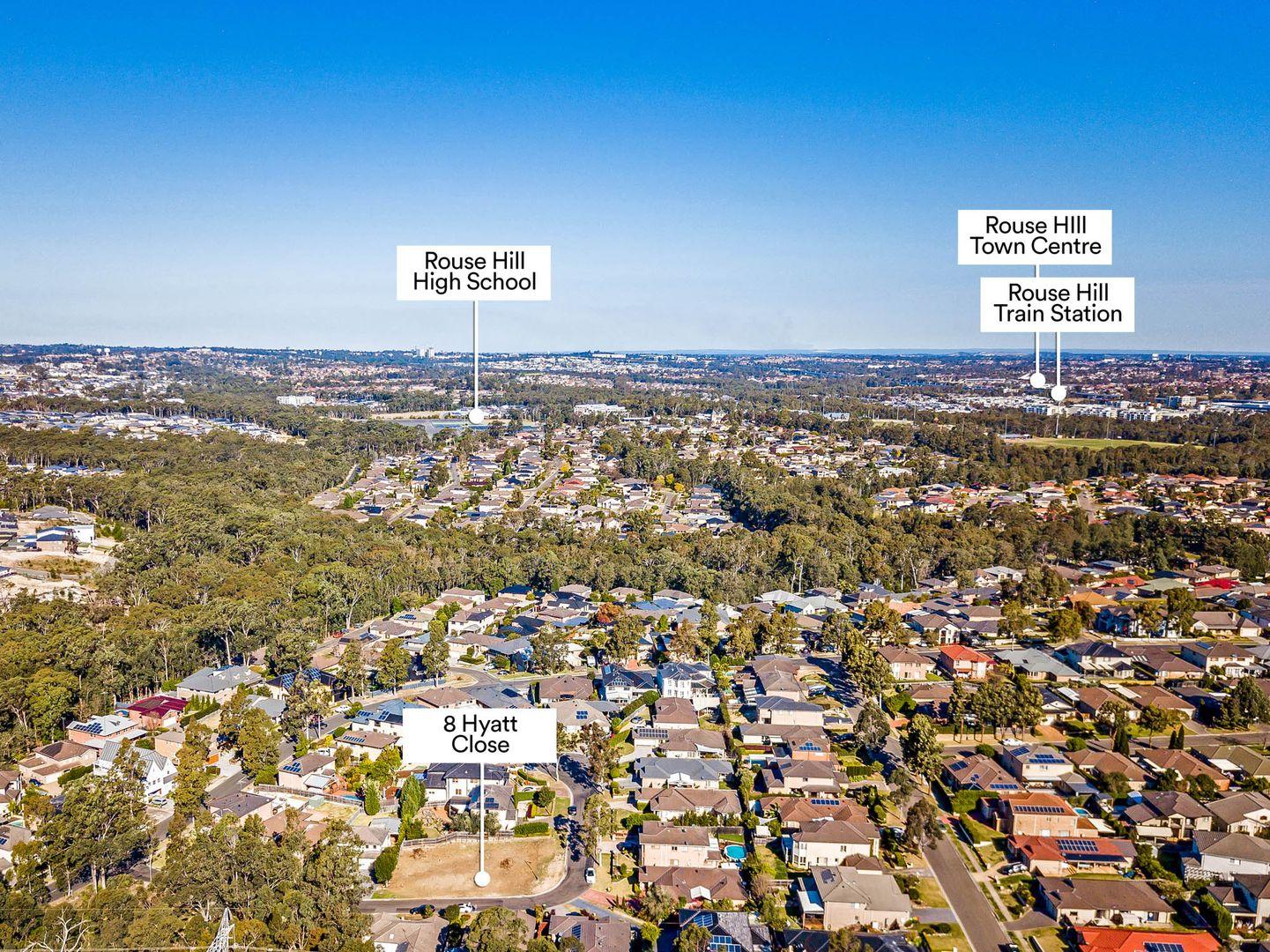 8 Hyatt Close, Rouse Hill NSW 2155, Image 1