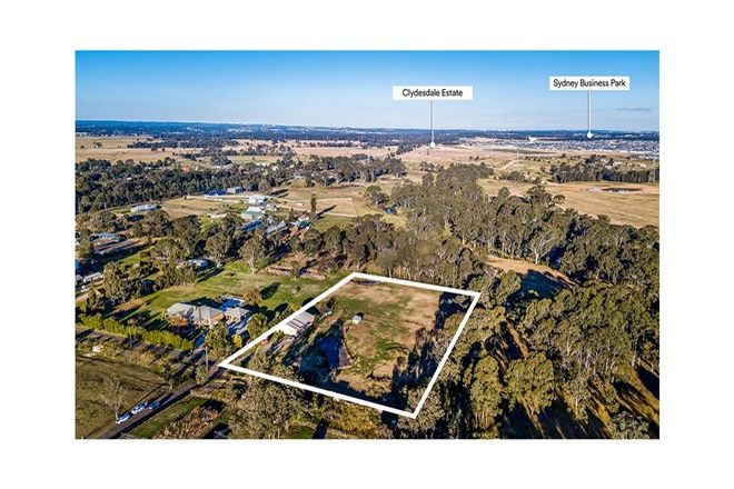 Picture of 50A St Marys Road, BERKSHIRE PARK NSW 2765