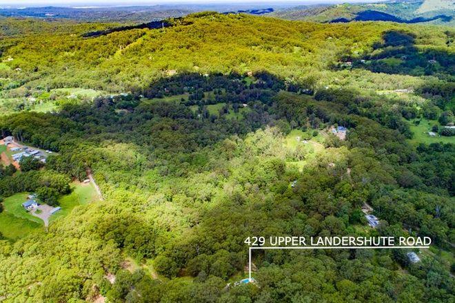 Picture of 429 Upper Landershute Road, LANDERS SHOOT QLD 4555