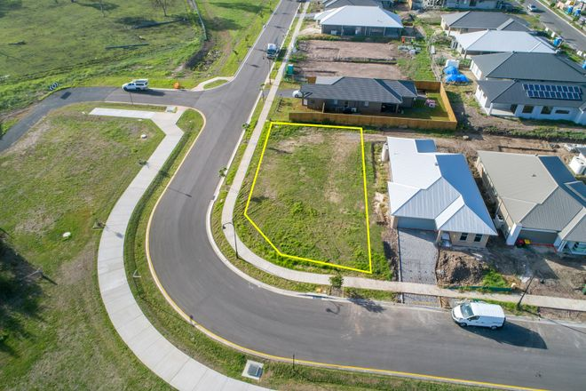 Picture of Lot 2418 Emperor Parade, CHISHOLM NSW 2322