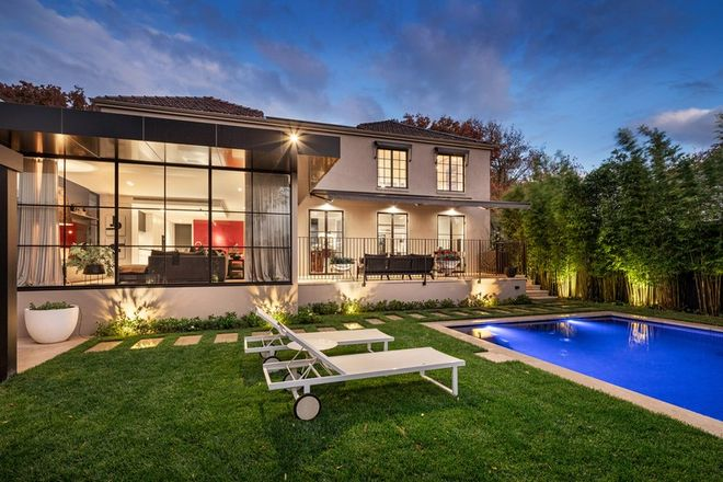 Picture of 3 Lisbuoy Court, TOORAK VIC 3142