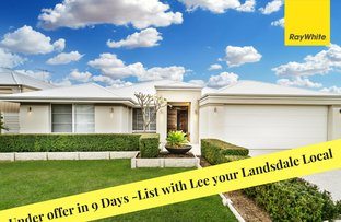 Picture of 4 Hookstone Drive, Landsdale WA 6065